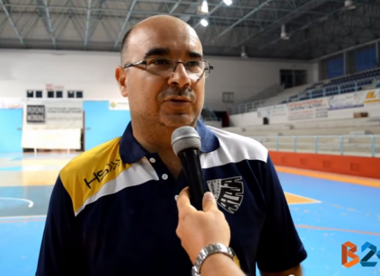 Arcadia, il presidente Prete riparte dalla conferma del tecnico Nico Ventura