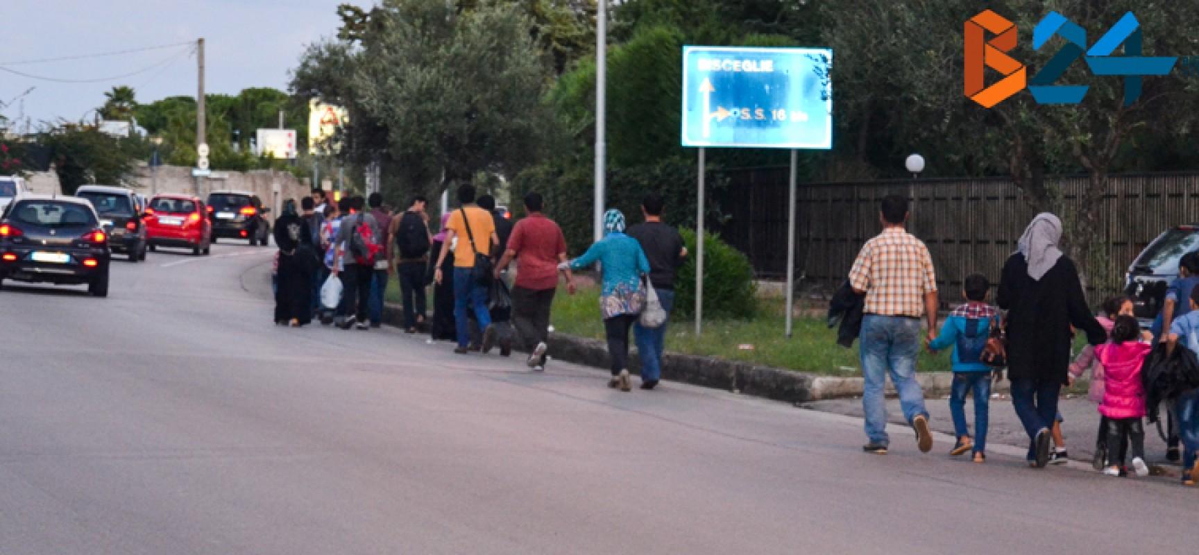 Prefettura Bat in cerca di posti per richiedenti asilo politico, diffuso avviso pubblico