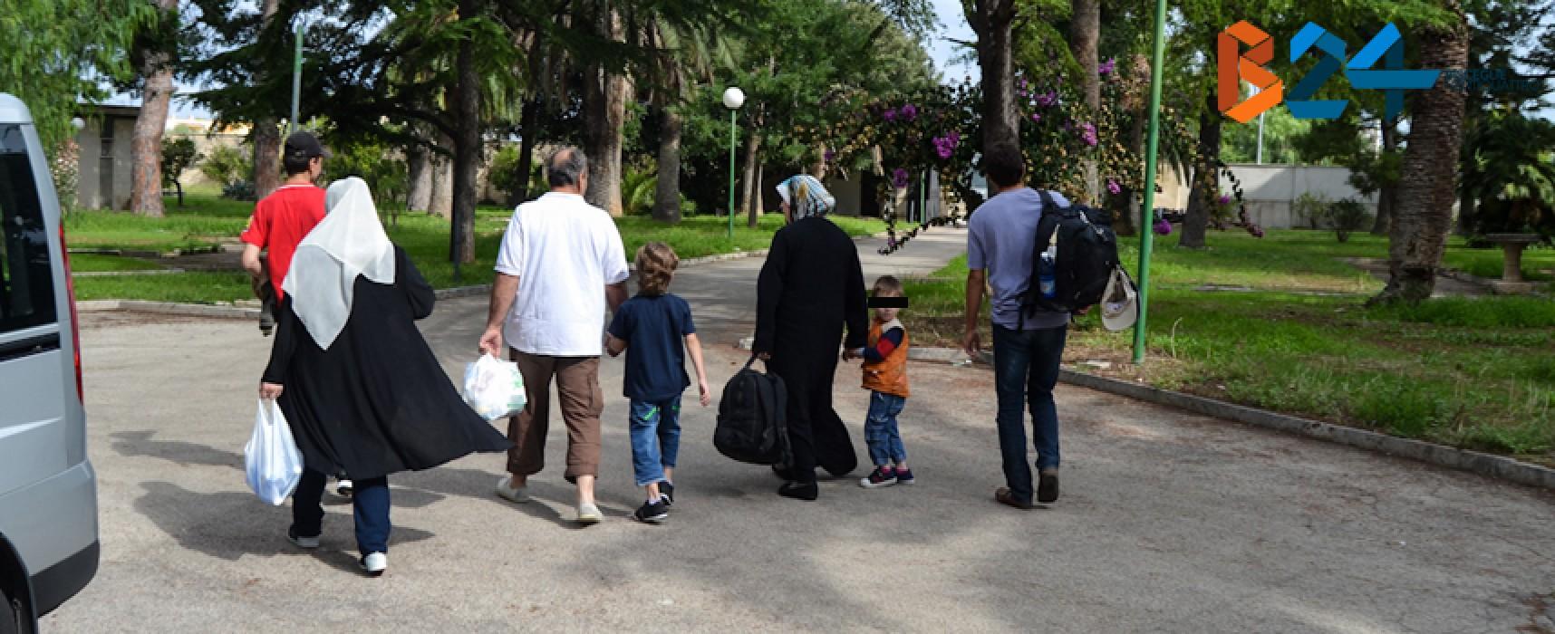 Anche gli ultimi richiedenti asilo politico hanno lasciato Villa San Giuseppe / FOTO