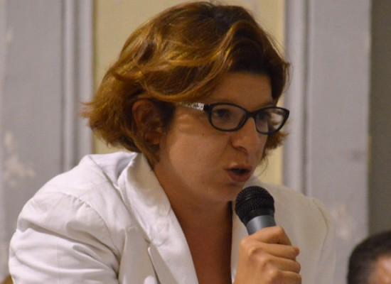 Ufficializzate stamane le dimissioni della consigliera Samanta Dell'Orco