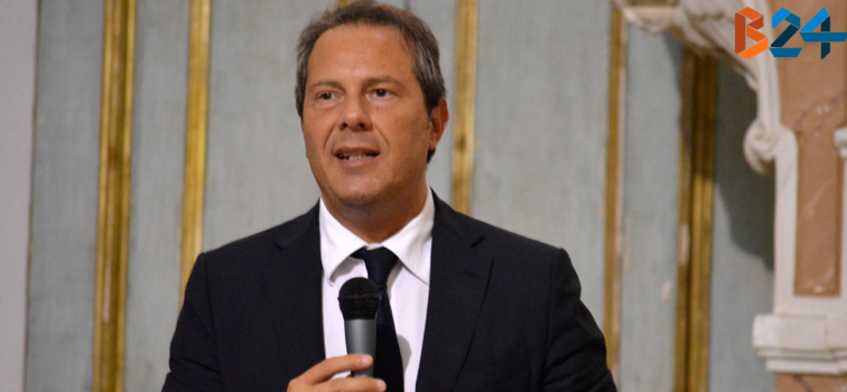 Gli auguri di Natale del sindaco Francesco Spina