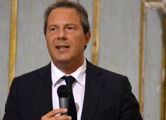 Il cordoglio e la vicinanza del sindaco Spina alla famiglia di Mauro Di Lecce