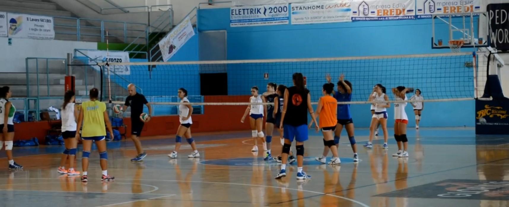 Sportilia Volley si prepara alla nuova stagione, interviste ai protagonisti // VIDEO