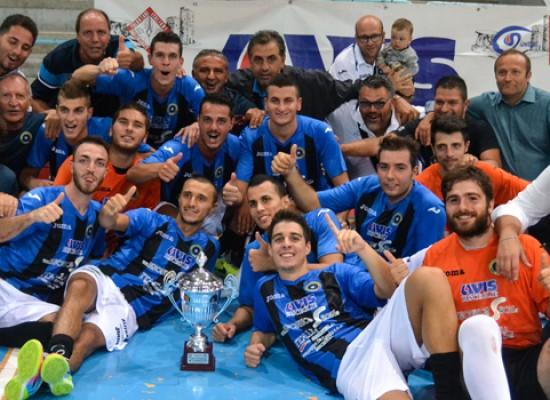 Futsal Bisceglie sabato in campo per il 3° Trofeo Avis Bisceglie