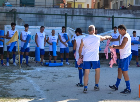 Unione Calcio, il 2 ottobre impegno di coppa a Canosa