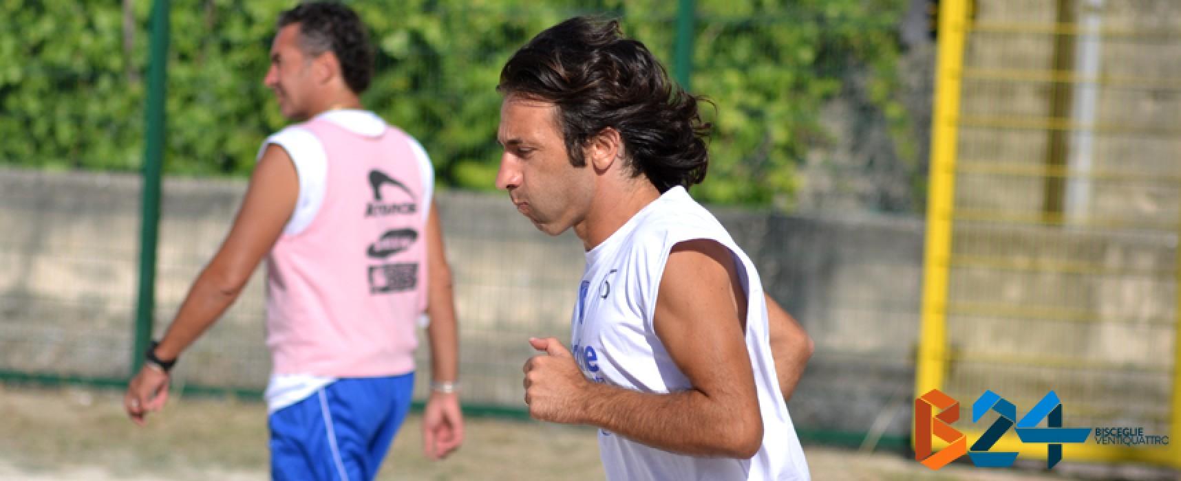 """Unione Calcio, bomber Di Pinto: """"Voglia di essere protagonisti"""""""