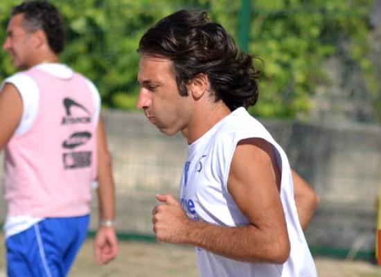 Unione Calcio, capitan Di Pinto suona la carica contro il Quartieri Uniti