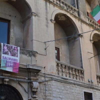 Decreto ingiuntivo di Camassambiente al comune di Bisceglie per oltre 1milione di euro