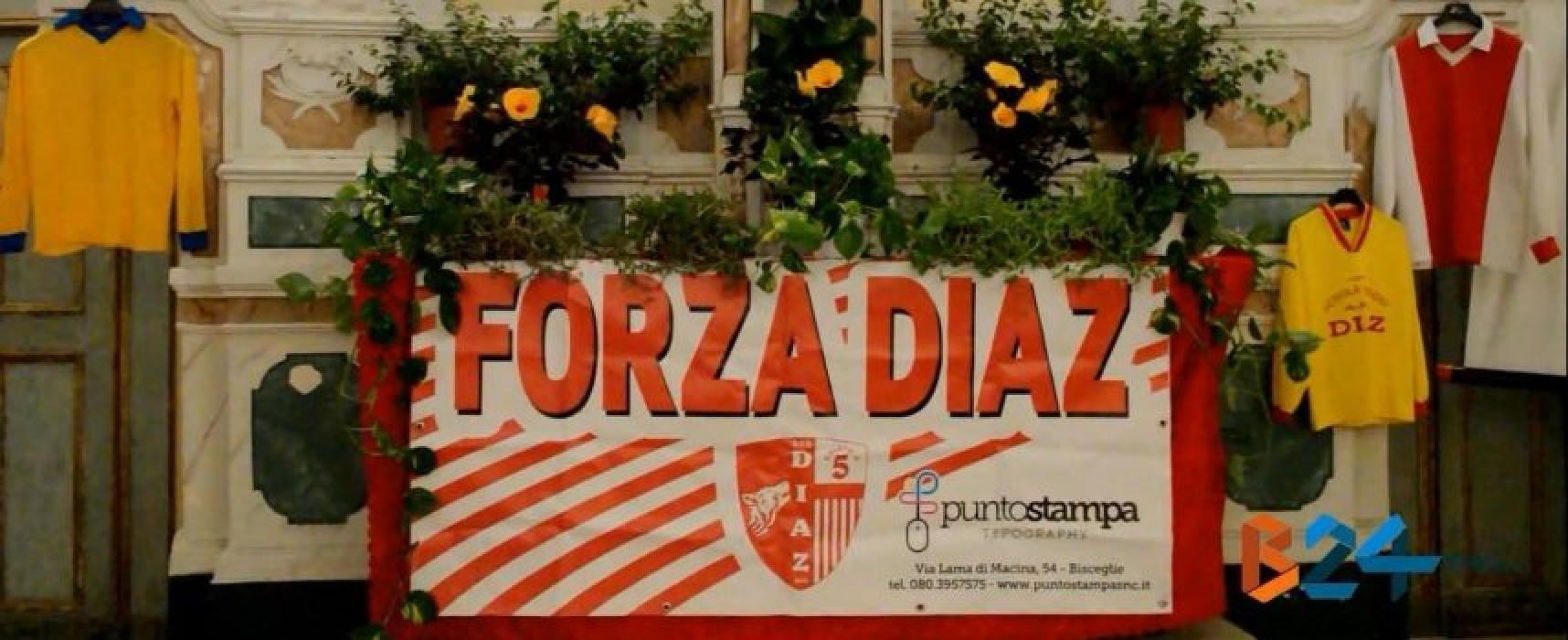 Stasera esordio casalingo per la Diaz C5 contro il Futsal Canosa (h.21:00)