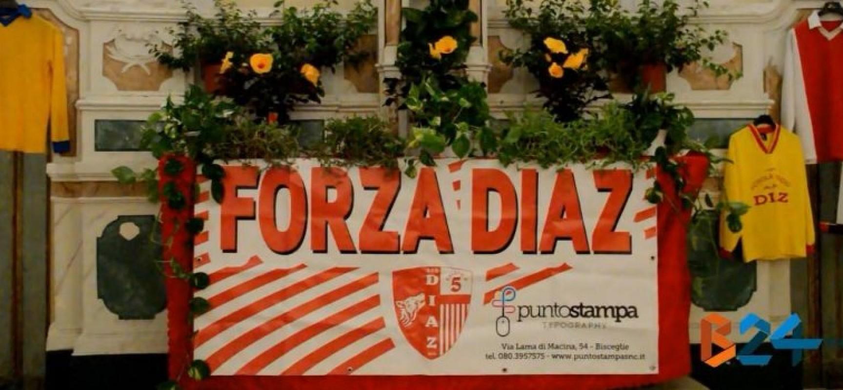 Diaz, oggi importanti punti salvezza in palio contro il Casalsavoia