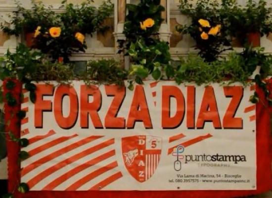 Diaz sconfitta 4-2 a Cassano dall'Atletico