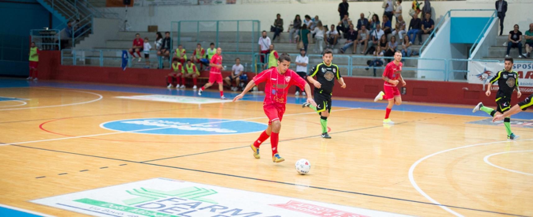 Calcio a 5: Coppa Italia di C, la Diaz supera il Nettuno 9-4
