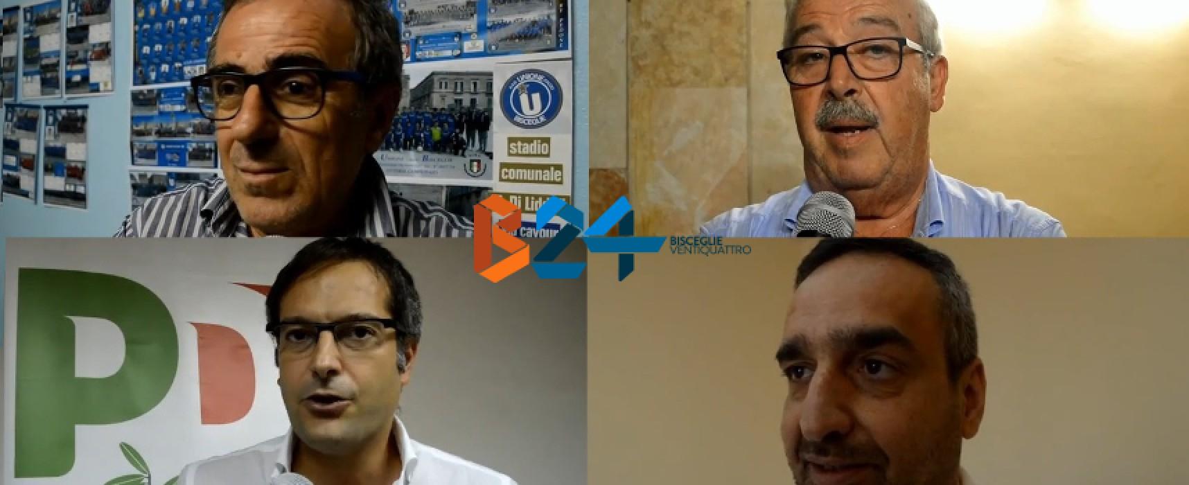 BAT, intervista a Evangelista (PdCI), Valente (SC), Angarano (PD) e Fata (Ncd) / VIDEO