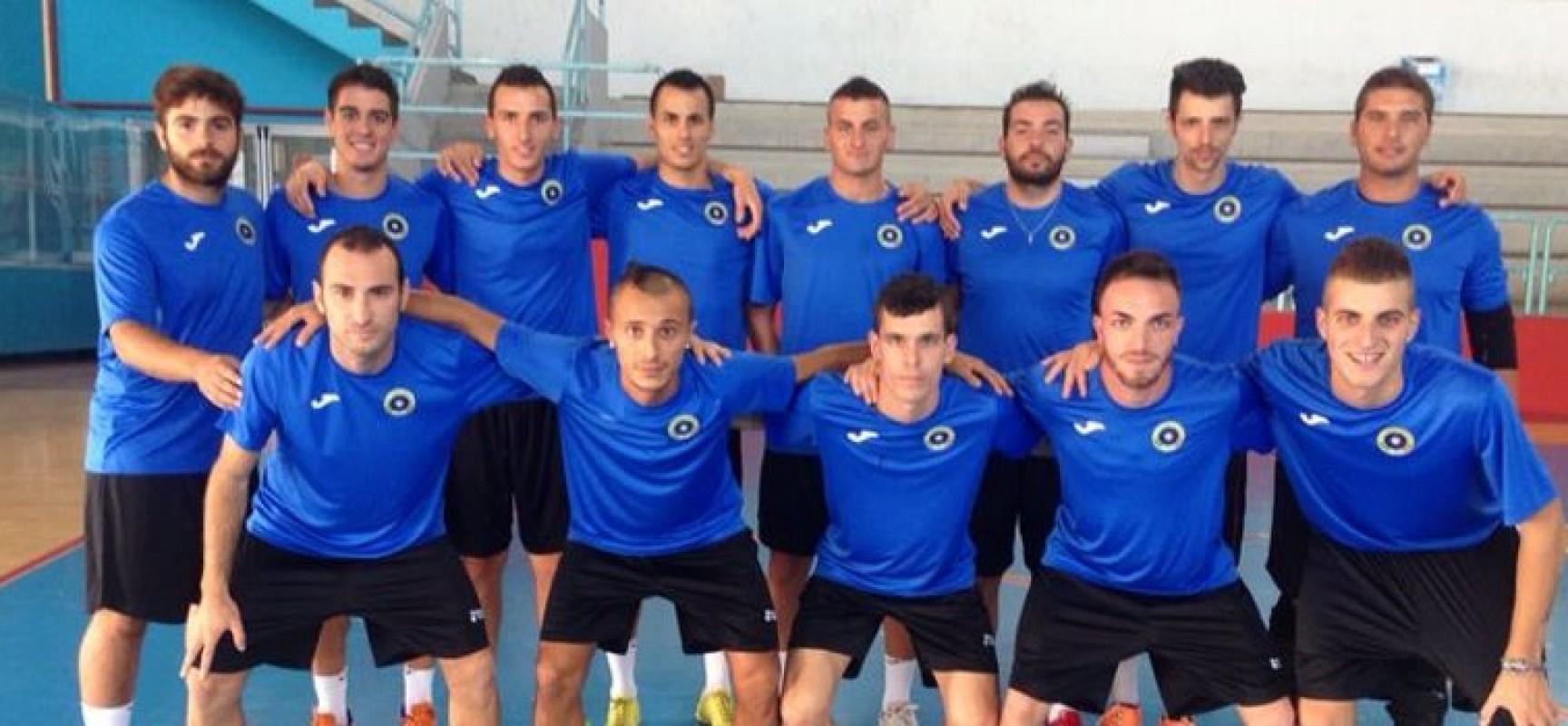 Amichevoli: il Futsal Bisceglie supera agevolmente le Aquile Molfetta