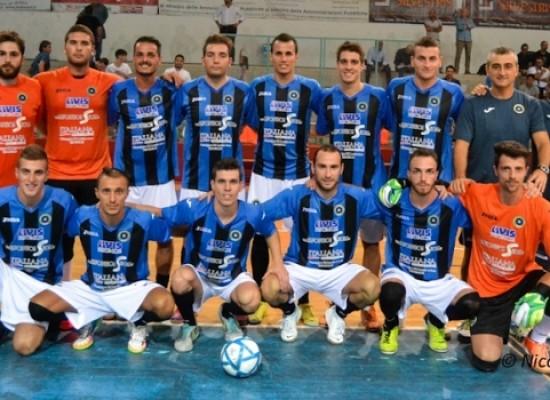 Futsal Bisceglie, domani insidioso esordio in campionato a Venafro