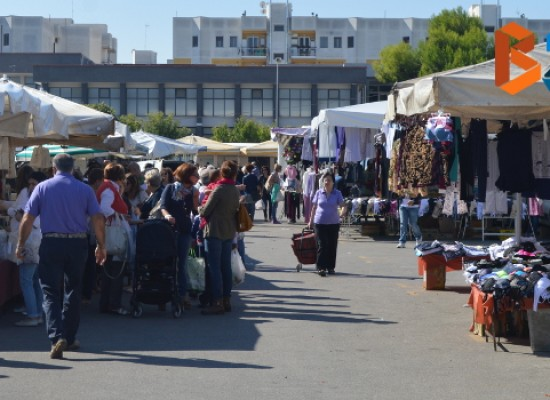 Successo del mercato serale: soddisfatti Unimpresa Bat, Federcommercio e Batcommercio2010/CNA Puglia