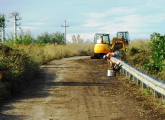 Viadotti dell'agro biscegliese, iniziati i lavori voluti dal Comune