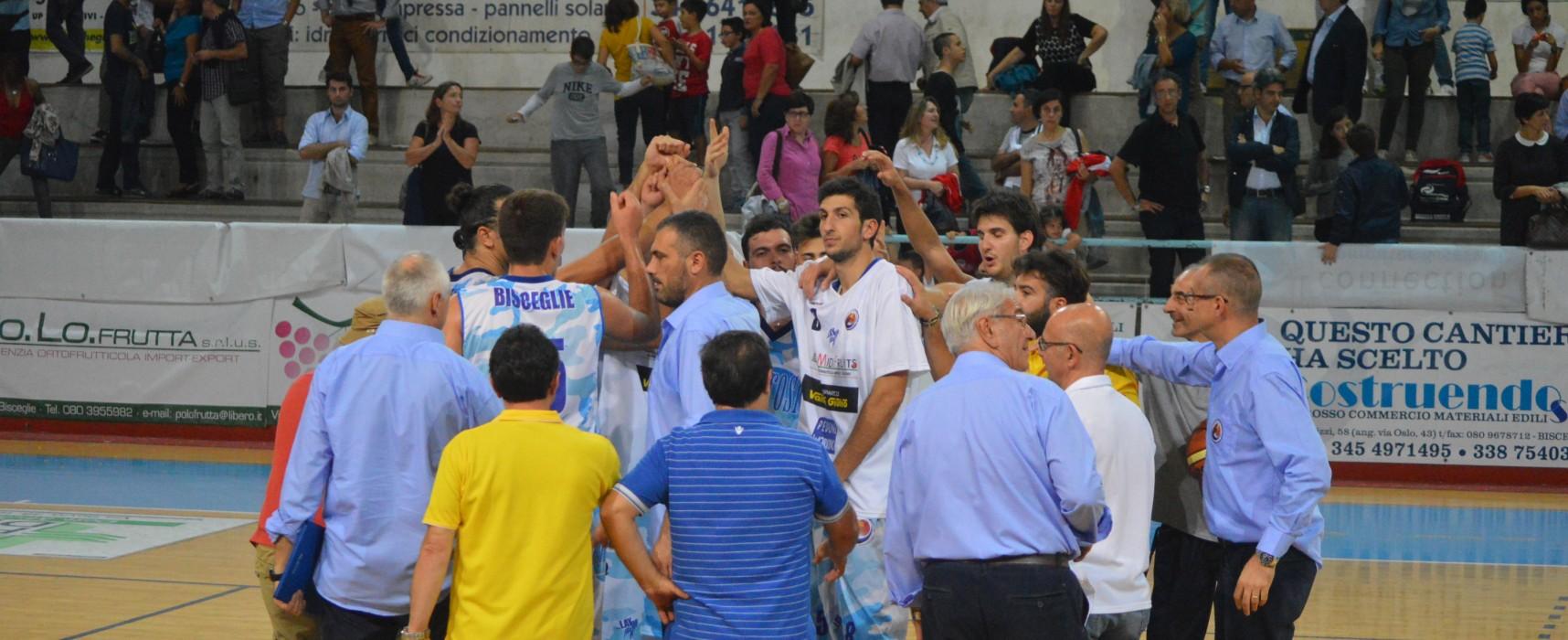 Torna il basket giocato al Paladolmen, domenica l'Ambrosia affronterà l'ostacolo Mola