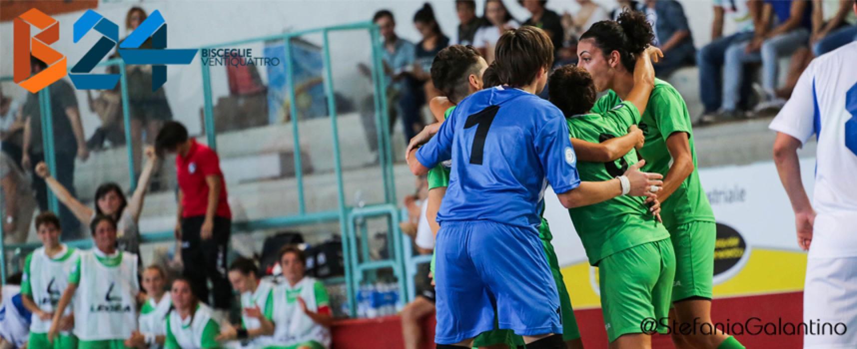 Arcadia, ancora una vittoria: 3-2 al Futsal P5 // CLASSIFICA