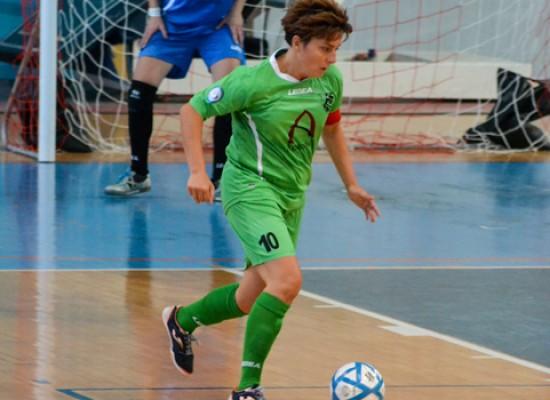 Arcadia Bisceglie troppo forte per il Futsal Melito