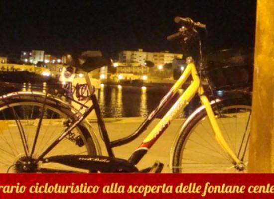 """""""In bici per le fontane"""", domenica 26 l'iniziativa targata Biciliae-Fiab"""