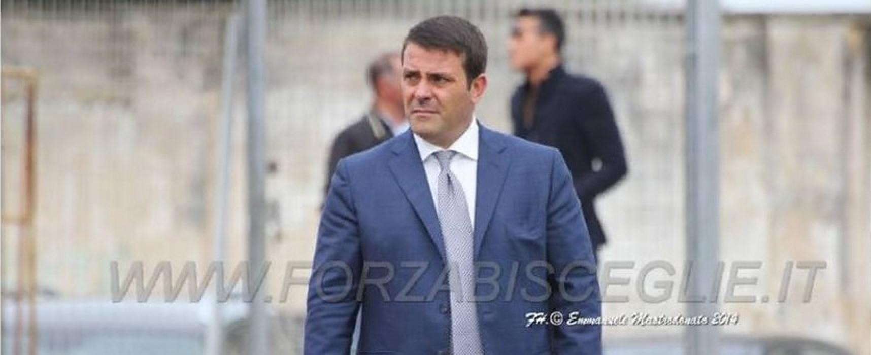 I progetti del patron Canonico sul Bisceglie calcio