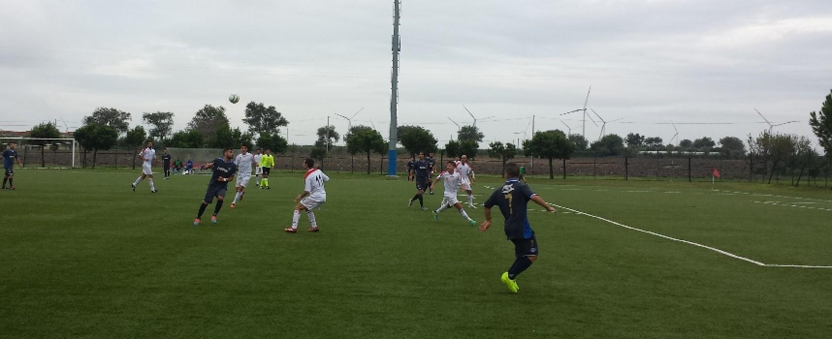 Primo stop in campionato per l'Unione Calcio