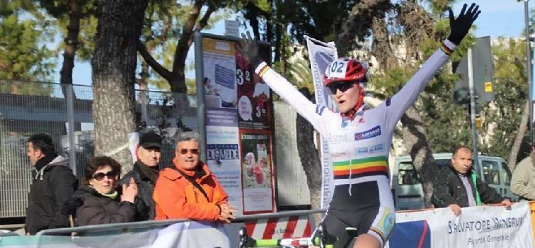 "Due vittorie in rosa per la Cavallaro al ""Trofeo 3 Mari"""