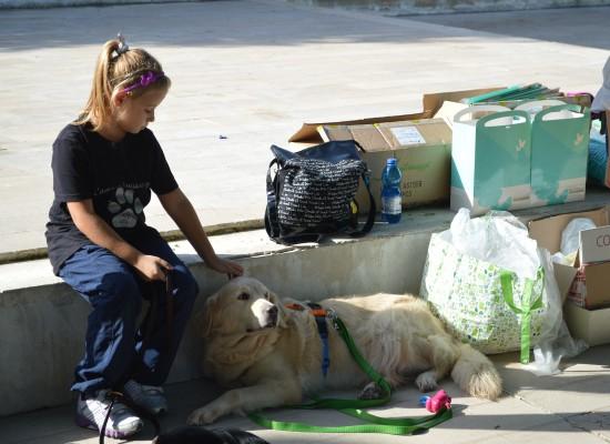 """""""Dogs & Kids"""", bambini e cani assieme per una mattinata di gioco ed educazione cinofila /FOTO"""