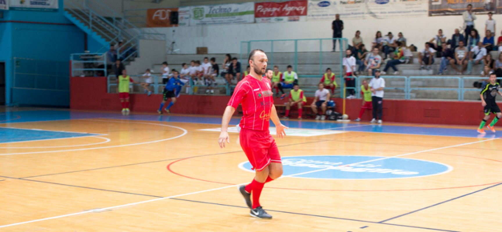 Diaz Bisceglie: 6-2 all'Altamura e prima vittoria nella C1 di calcio a 5