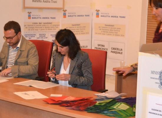 Provincia BAT, ecco il nuovo consiglio provinciale: dentro Tonia Spina, fuori Sergio Evangelista