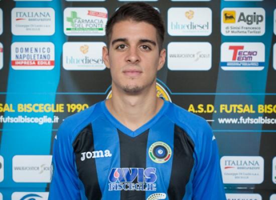 """Ortìz: """"A Giovinazzo serve un Futsal Bisceglie super concentrato"""""""
