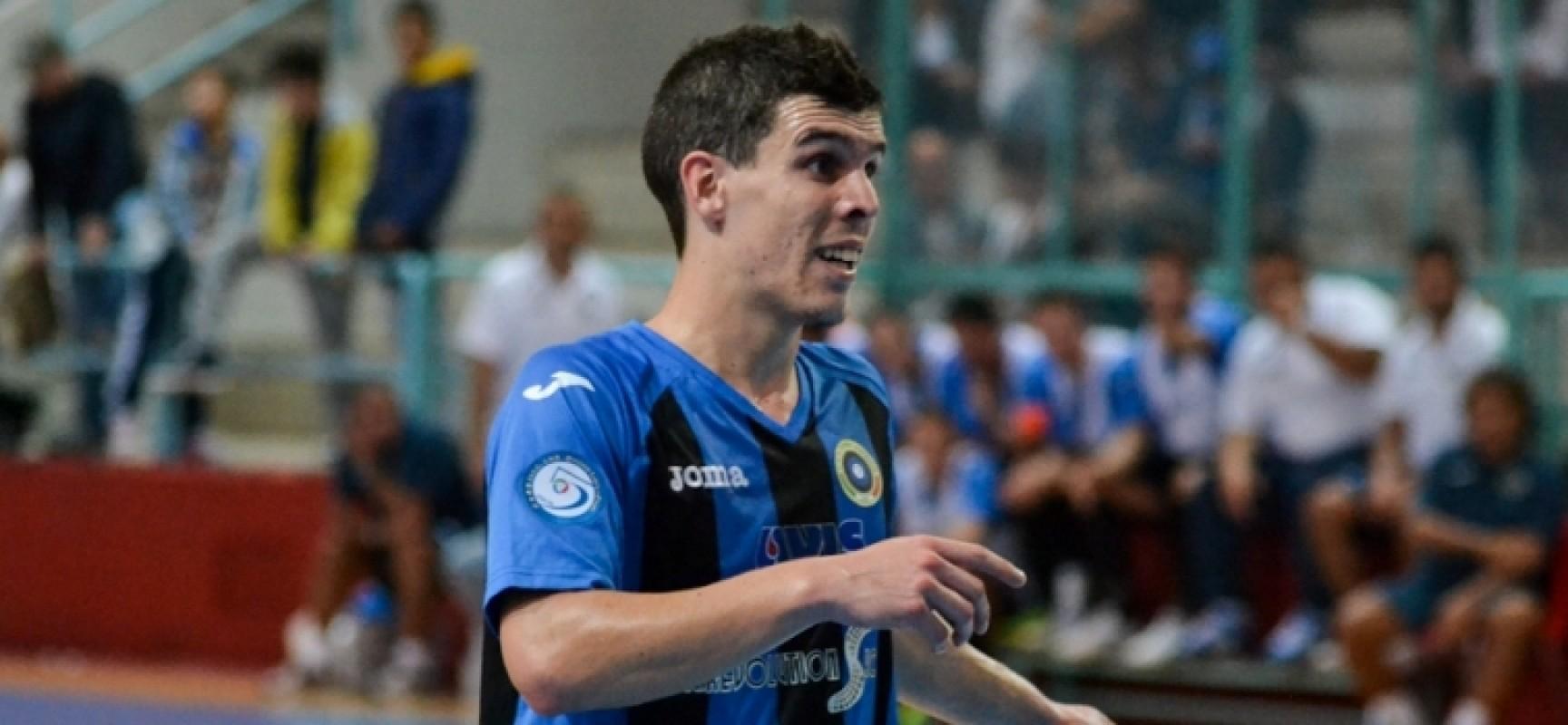 Goleada Futsal Bisceglie, 12 reti al CSG Putignano