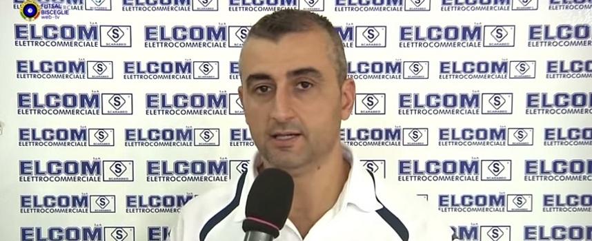 Futsal barletta futsal bisceglie le interviste a for Valente arredamenti bisceglie