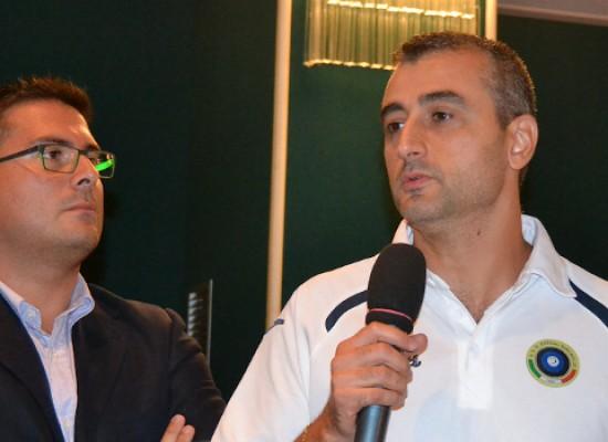 Mister Ventura presenta il match tra Futsal Bisceglie e Futsal Barletta