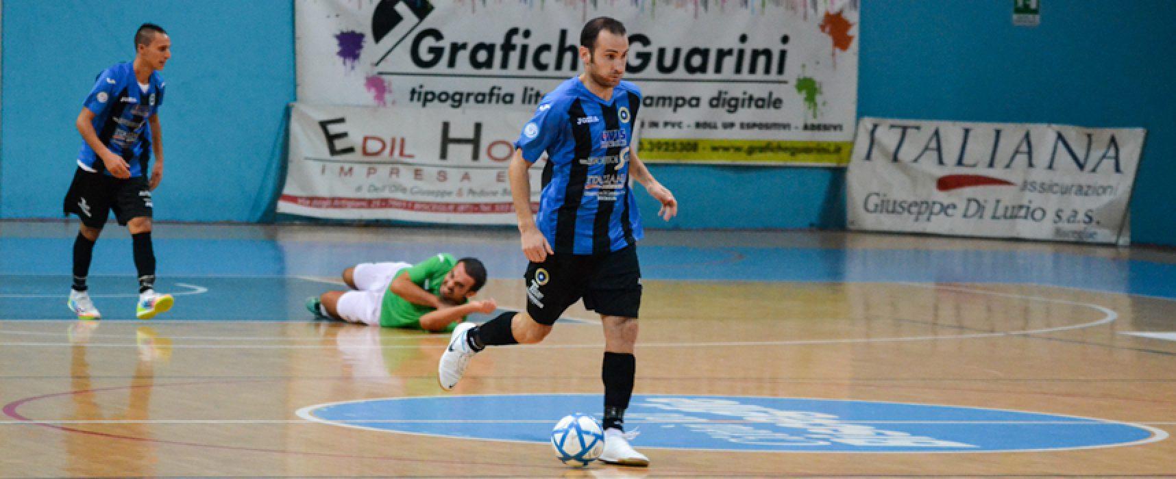 Futsal Bisceglie, delineate le prime amichevoli del pre-campionato