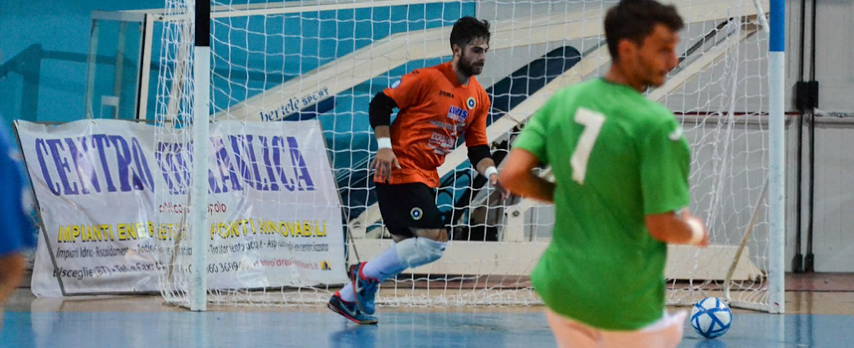 Insolito 0-0 tra Futsal Barletta e Futsal Bisceglie