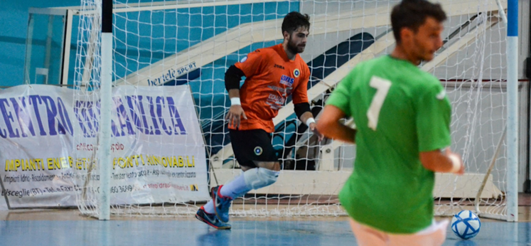 FINALE: Futsal Bisceglie – Manfredonia 4-1