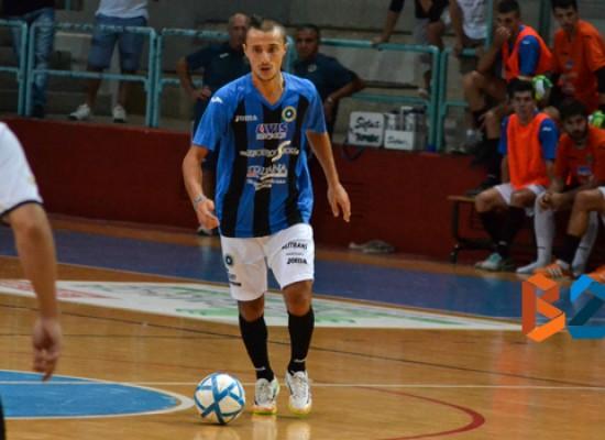 Convincente vittoria esterna del Futsal Bisceglie, 7-1 al Csg Putignano