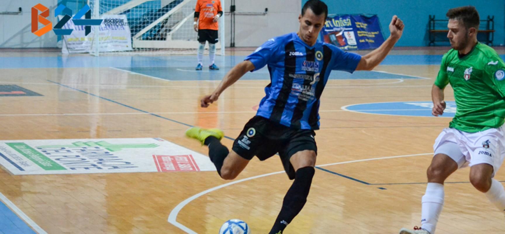 FINALE: Futsal Bisceglie – Isernia 4-1