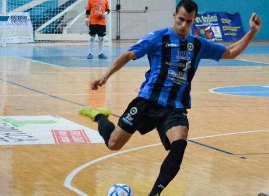 Il Futsal Bisceglie resta imbattuto: ad Augusta finisce 3-3