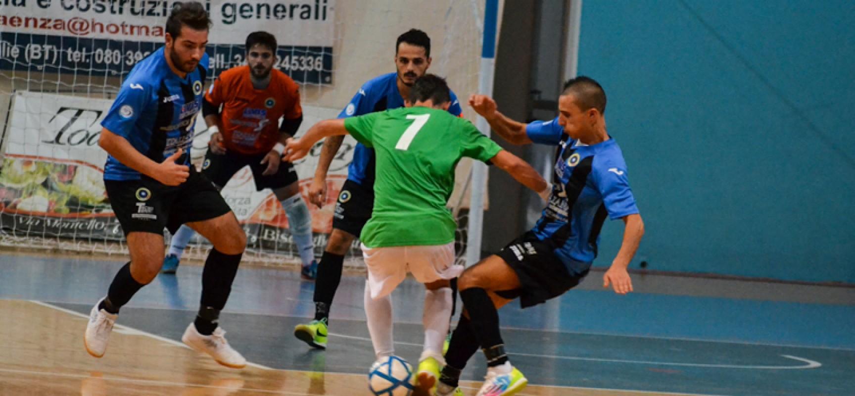 FINALE: Futsal Bisceglie-Conversano 7-3