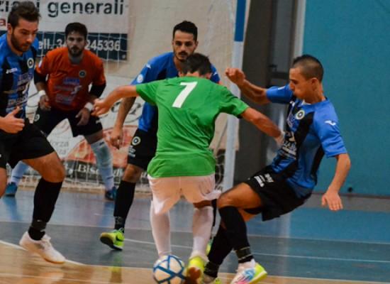 Futsal Bisceglie, oggi contro il Cisternino in palio l'accesso alla final eight di coppa