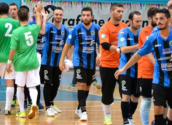 """Futsal Bisceglie, Ventura: """"Pallino del gioco sempre nostro""""/VIDEO"""