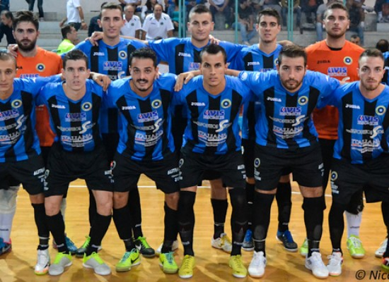 DIRETTA SCRITTA LIVE, Futsal Bisceglie – Futsal Barletta 2-1