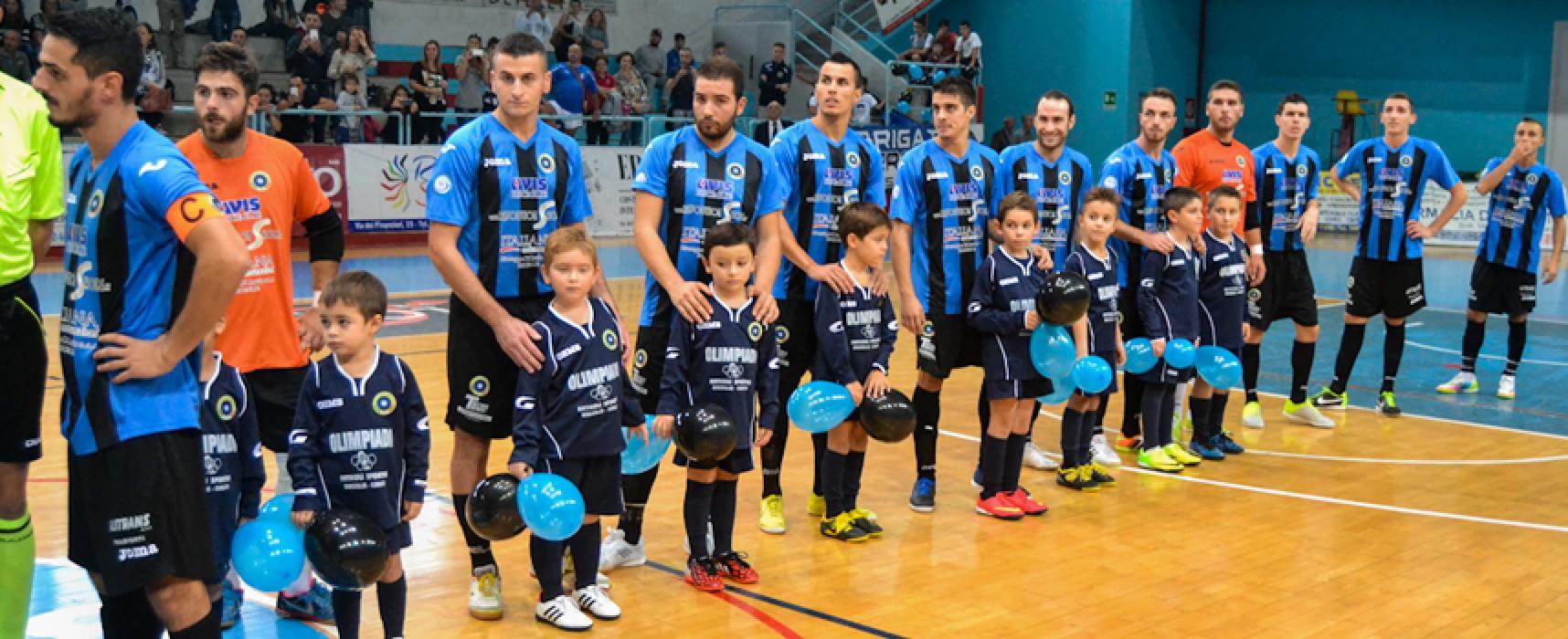 FINALE: Alma Salerno – Futsal Bisceglie 3-4