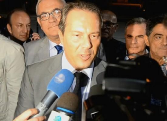Intervista a caldo a Francesco Spina dopo la sua vittoria alle provinciali / VIDEO