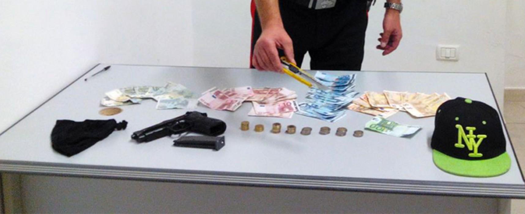 In manette due baby rapinatori tranesi dopo un colpo da 1100 euro a Bisceglie: i dettagli