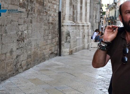 """Mercoledì 22 ottobre Rondoni torna a Bisceglie con il suo """"L'amore non è giusto"""""""