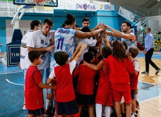 Ambrosia Bisceglie a Taranto alla ricerca del secondo successo consecutivo in trasferta